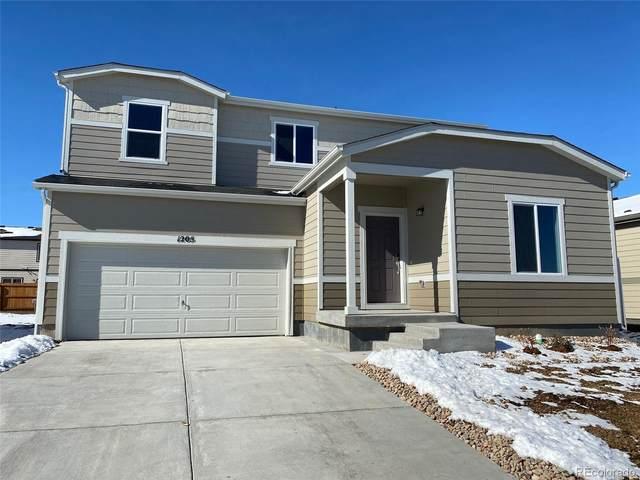 1205 Sherman Drive, Dacono, CO 80514 (MLS #7496375) :: 8z Real Estate