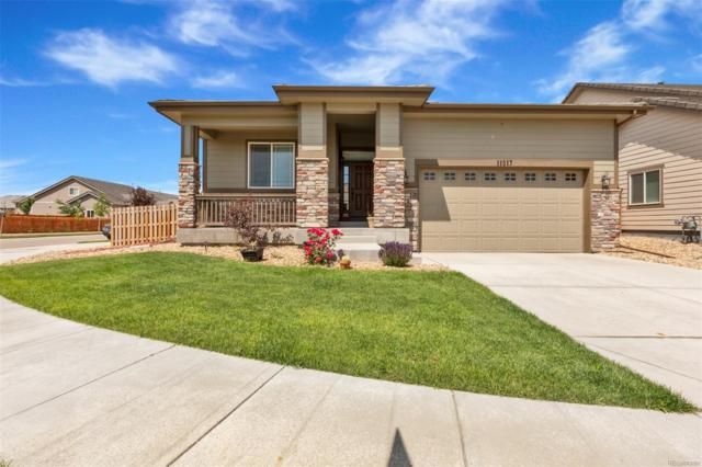 11517 Jasper Street, Commerce City, CO 80022 (#7496777) :: Mile High Luxury Real Estate