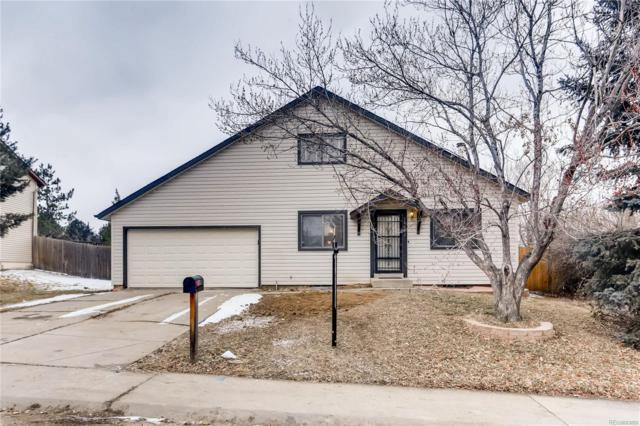 18642 E Brown Place, Aurora, CO 80013 (#7497253) :: Keller Williams Action Realty LLC