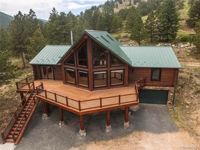 8227 Spirit Horse Trail, Golden, CO 80403 (MLS #7497298) :: 8z Real Estate