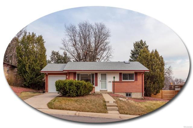 2760 S Utica Street, Denver, CO 80236 (#7497445) :: The DeGrood Team