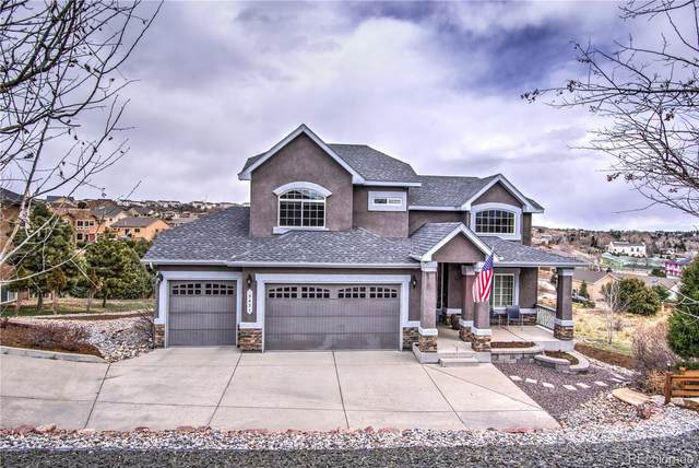 5421 Copper Drive, Colorado Springs, CO 80918 (#7497460) :: Mile High Luxury Real Estate