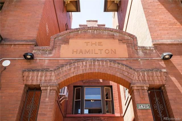 1475 N Humboldt Street #19, Denver, CO 80218 (#7497543) :: The Griffith Home Team