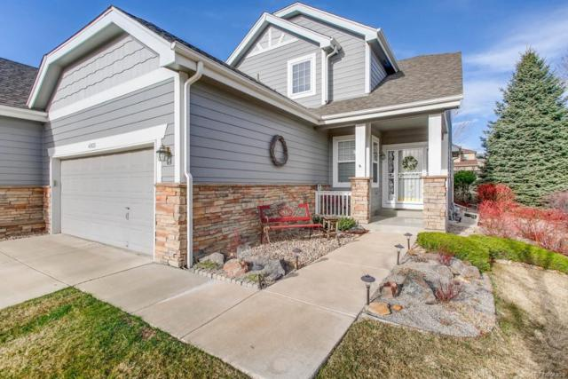 4935 S Webster Court, Littleton, CO 80123 (#7497547) :: The Peak Properties Group