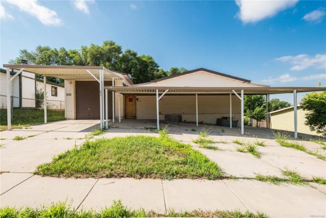 311 Comanche Village Drive, Fountain, CO 80817 (MLS #7497638) :: 8z Real Estate