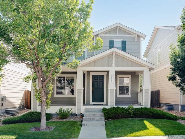 4448 S Independence Court, Littleton, CO 80123 (#7497700) :: Own-Sweethome Team