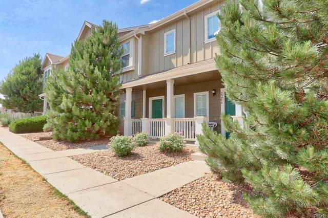 14700 E 104th Avenue #2203, Commerce City, CO 80022 (#7497713) :: Bring Home Denver with Keller Williams Downtown Realty LLC