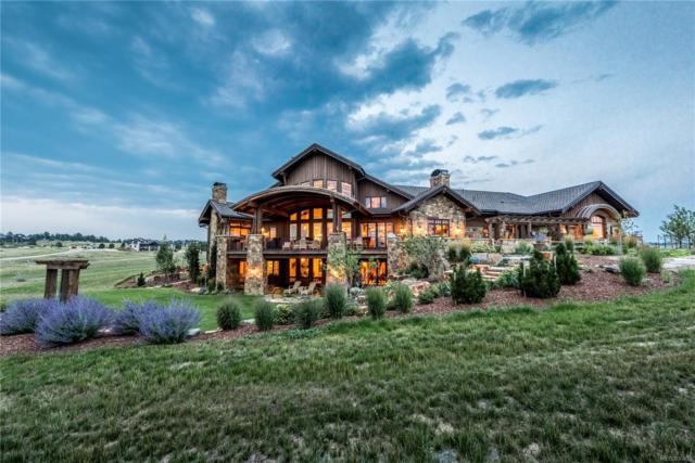 8515 Lost Reserve Court, Parker, CO 80134 (#7497736) :: The DeGrood Team