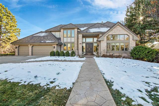 6364 E Stanford Avenue, Cherry Hills Village, CO 80111 (#7497840) :: iHomes Colorado