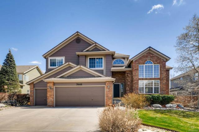 7446 S Curtice Court, Littleton, CO 80120 (#7497864) :: Wisdom Real Estate