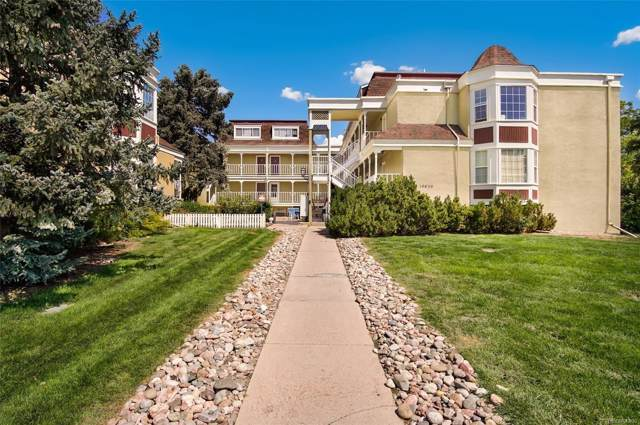 19630 Victorian Drive A5, Parker, CO 80138 (#7498164) :: The DeGrood Team