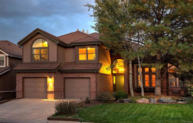 9244 Ritenour Court, Lone Tree, CO 80124 (#7498425) :: HomeSmart Realty Group