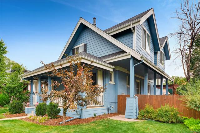 1360 S Gaylord Street, Denver, CO 80210 (#7498785) :: The DeGrood Team