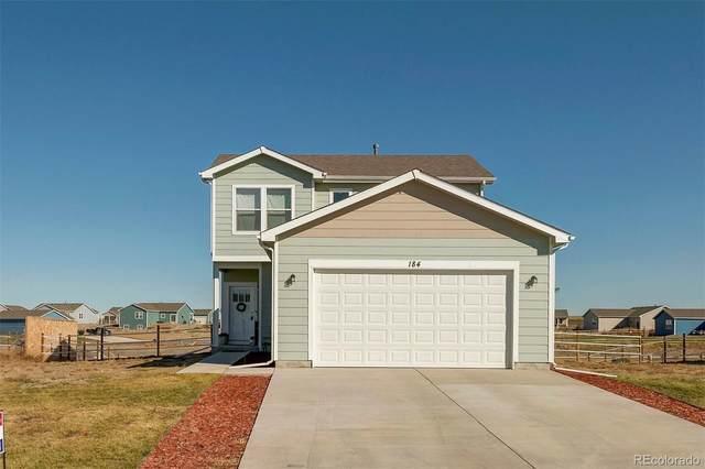 184 S 2nd Avenue, Deer Trail, CO 80105 (#7498960) :: Wisdom Real Estate