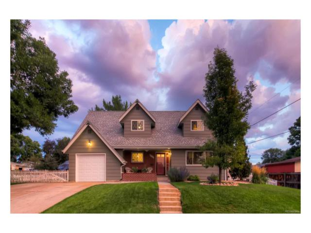 12121 W 60th Avenue, Arvada, CO 80004 (MLS #7499450) :: 8z Real Estate