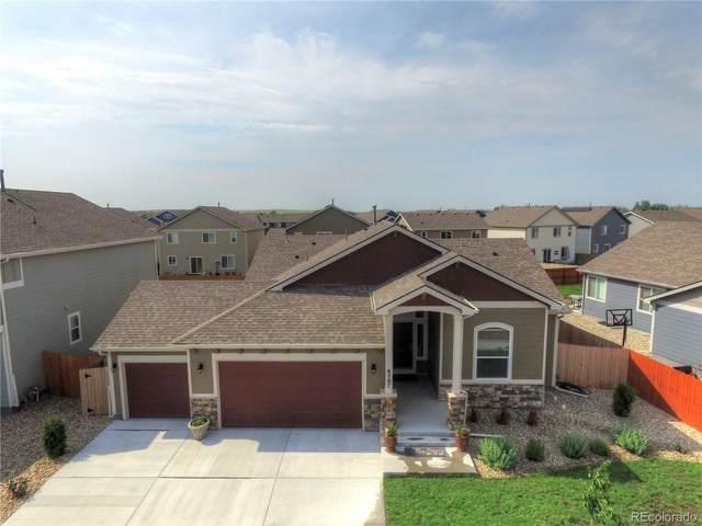 6707 Mandan Drive, Colorado Springs, CO 80925 (MLS #7499508) :: Kittle Real Estate
