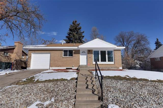 89 E 107th Place, Northglenn, CO 80233 (#7500065) :: The Harling Team @ Homesmart Realty Group