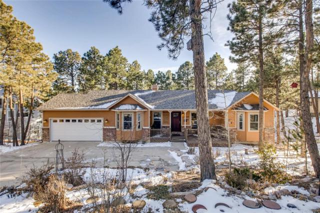 15345 Pleasant View Drive, Colorado Springs, CO 80921 (#7500168) :: House Hunters Colorado