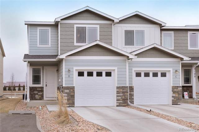 3125 Alybar Drive 6D, Wellington, CO 80549 (MLS #7500421) :: 8z Real Estate