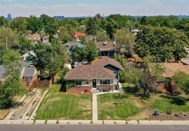 720 S Decatur Street, Denver, CO 80219 (MLS #7500451) :: 8z Real Estate