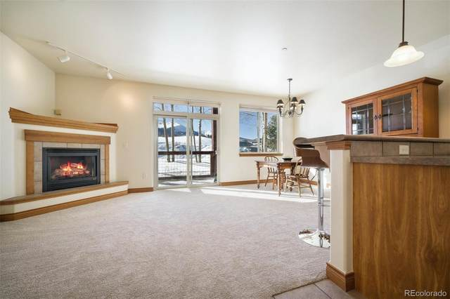 850 Blue River Parkway E3, Silverthorne, CO 80498 (#7501286) :: The Brokerage Group