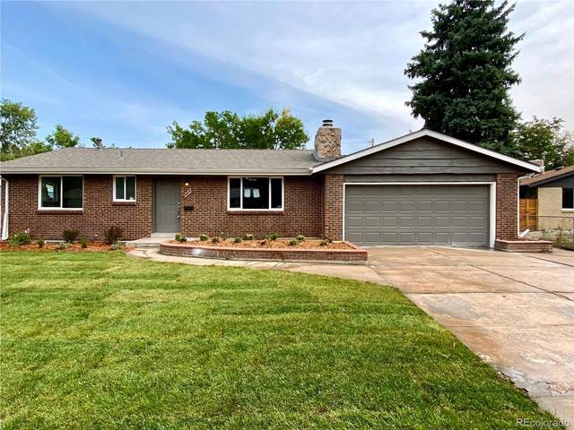 1684 S Endicott Street, Lakewood, CO 80232 (#7501471) :: The Gilbert Group