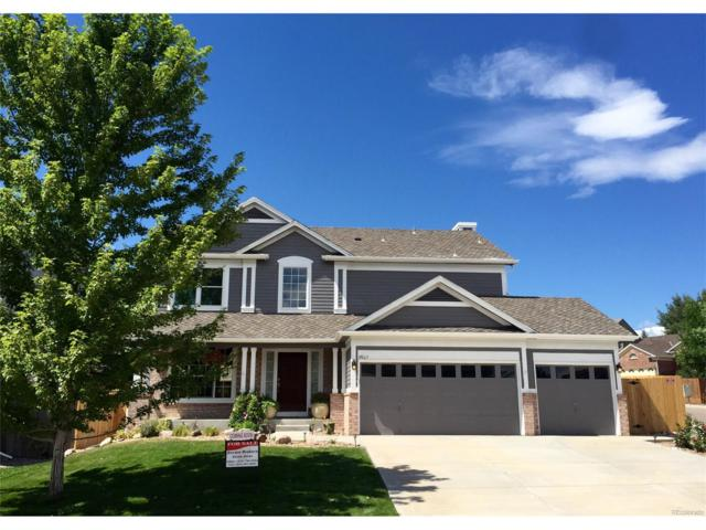 9805 Cypress Point Circle, Lone Tree, CO 80124 (#7501492) :: Colorado Home Finder Realty