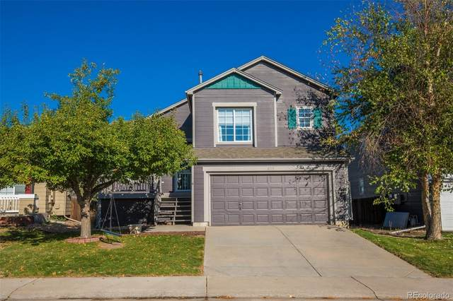 8715 Starwood Lane, Parker, CO 80134 (#7501569) :: James Crocker Team