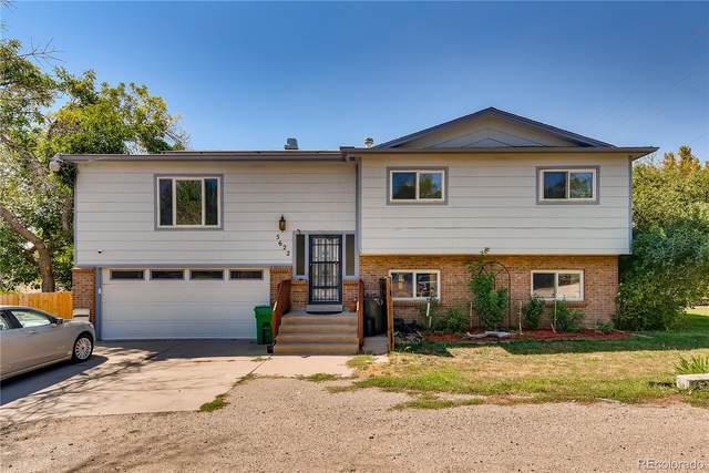 5622 W 64th Avenue, Arvada, CO 80003 (#7501741) :: Re/Max Structure