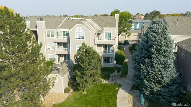 5706 W Asbury Place #105, Lakewood, CO 80227 (#7501828) :: The Gilbert Group