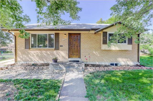 11331 Lafayette Street, Northglenn, CO 80233 (MLS #7501976) :: 8z Real Estate