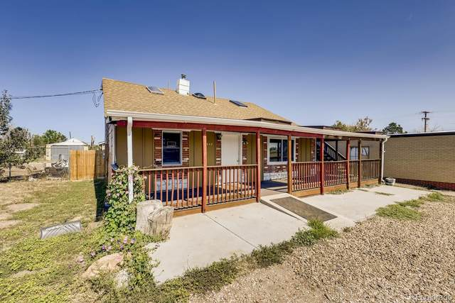 645 Palmer Avenue, Bennett, CO 80102 (#7502155) :: The Harling Team @ Homesmart Realty Group