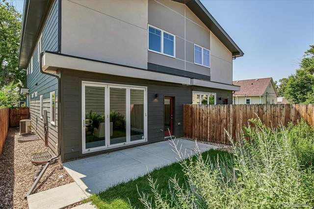 3662 S Elati Street, Englewood, CO 80110 (#7502303) :: The Griffith Home Team