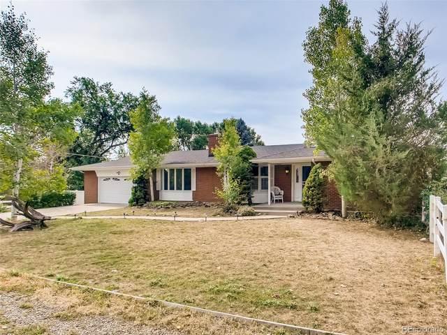 10050 W 29th Avenue, Wheat Ridge, CO 80215 (MLS #7502457) :: 8z Real Estate