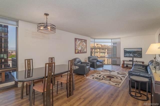 1625 Larimer Street #801, Denver, CO 80202 (#7503036) :: The Griffith Home Team