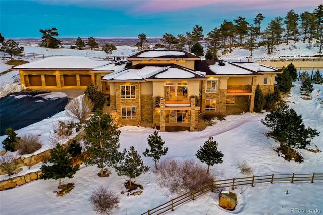 6464 Dakota Ridge Drive, Golden, CO 80403 (#7503328) :: My Home Team