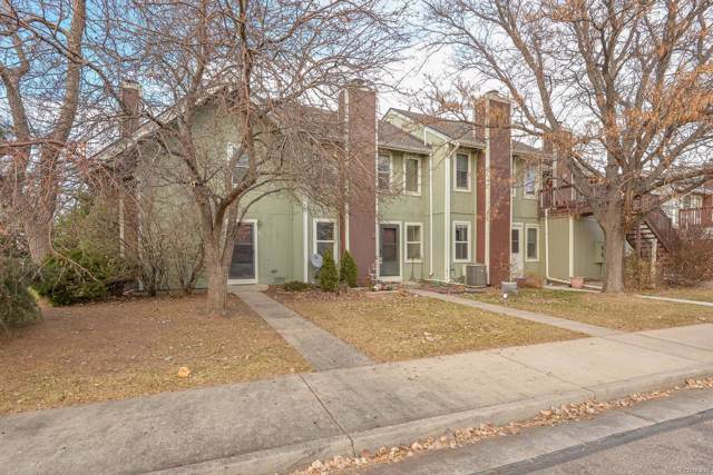 300 Sundance Circle A101, Fort Collins, CO 80524 (#7503393) :: The Dixon Group