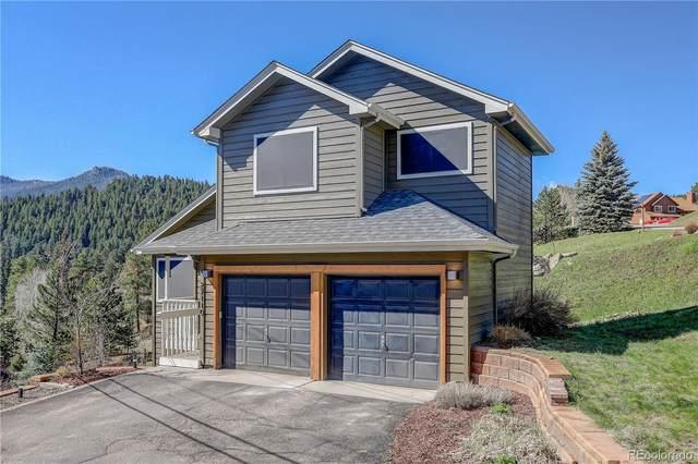 27110 Sun Ridge Drive, Evergreen, CO 80439 (#7504244) :: The DeGrood Team