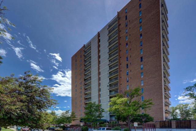 955 Eudora Street 203E, Denver, CO 80220 (#7504271) :: Wisdom Real Estate