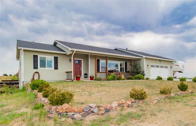 10715 Indian Paint Trail, Peyton, CO 80831 (MLS #7505343) :: 8z Real Estate