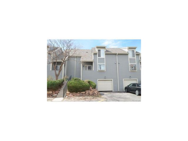 2053 S Worchester Way, Aurora, CO 80014 (MLS #7505620) :: 8z Real Estate