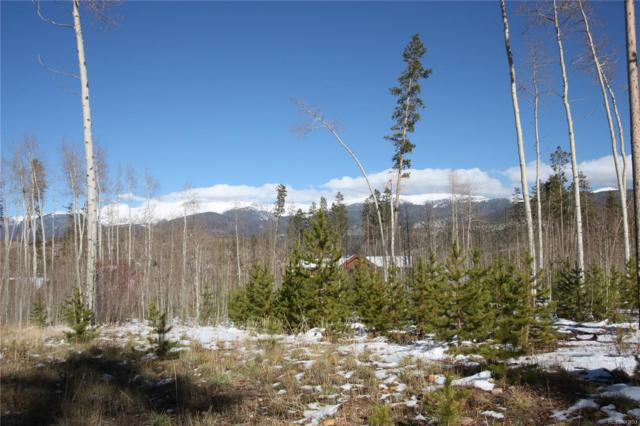 399 Leland Creek Circle, Winter Park, CO 80482 (#7505967) :: The Galo Garrido Group