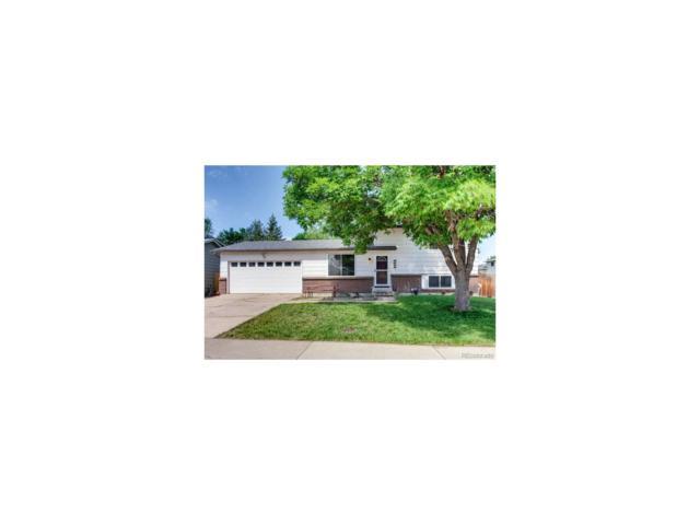 6623 S Field Court, Littleton, CO 80123 (MLS #7506107) :: 8z Real Estate