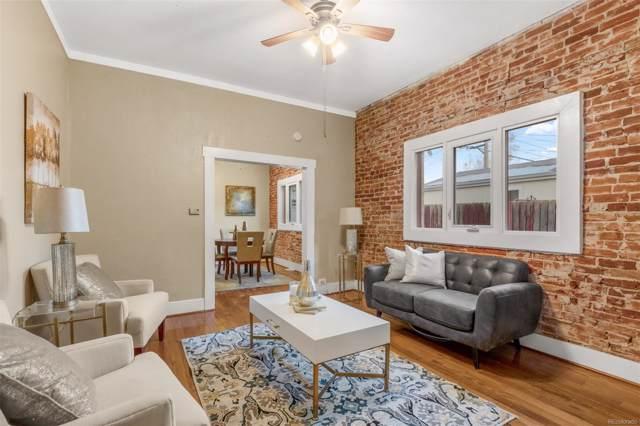 2930 York Street, Denver, CO 80205 (MLS #7506548) :: Colorado Real Estate : The Space Agency