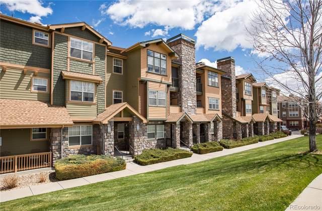 15460 Canyon Gulch Lane #303, Englewood, CO 80112 (MLS #7507121) :: 8z Real Estate