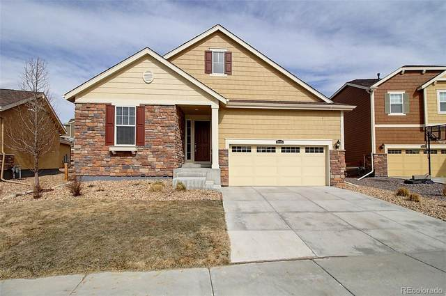 19315 W 84th Place, Arvada, CO 80007 (#7507698) :: The Peak Properties Group