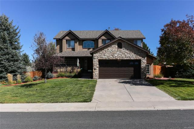 21521 Unbridled Avenue, Parker, CO 80138 (#7507854) :: The Peak Properties Group