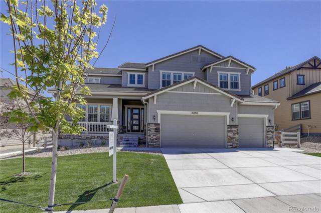 16098 Humboldt Peak Drive, Broomfield, CO 80023 (#7508655) :: The DeGrood Team