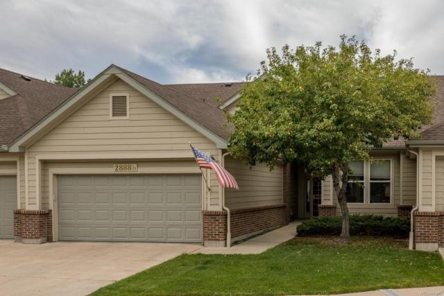 2888 W Riverwalk Circle B, Littleton, CO 80123 (MLS #7509032) :: 8z Real Estate