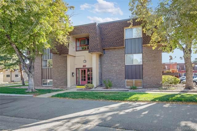 7755 E Quincy Avenue #206, Denver, CO 80237 (#7509527) :: Symbio Denver